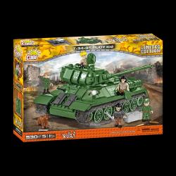 Obrázek Cobi 2524  Small Army T-34 Rudy 102