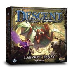 Obrázek Descent 2nd Ed: Labyrint skazy
