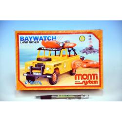 Obrázek Stavebnice Monti 48 Baywatch Land Rover