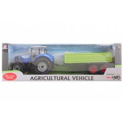 Obrázek Traktor s vlekem