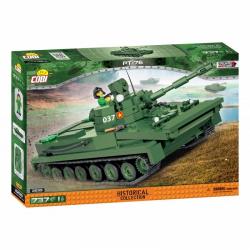 Obrázek Cobi 2235  Small Army Light amphibious tank PT-76