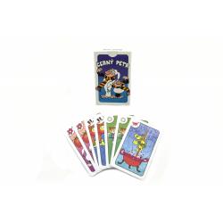 Obrázek Černý Petr Pojď s námi do pohádky společenská hra - karty v papírové krabičce 6x9x1,5cm