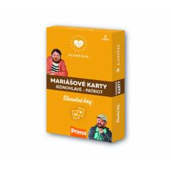 Obrázek Slunečná - Mariášové karty jednohlavé