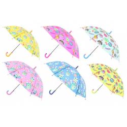 Obrázek Deštník se sovičkami