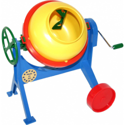 Obrázek míchačka barevná velká, plastová
