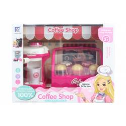 Obrázek Kavárna na baterie s kávovarem