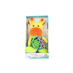 Obrázek Hrající žirafa