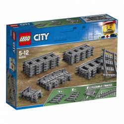 Obrázek LEGO<sup><small>®</small></sup> City 60205 - Koleje