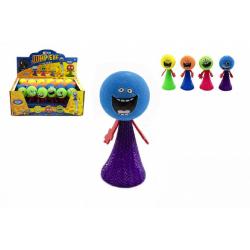 Obrázek Hip Hop míček vyskakující pěna 9cm - 4 barvy