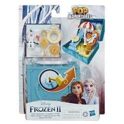 Obrázek Hrací sada Frozen Olaf v kufříku s doplňky
