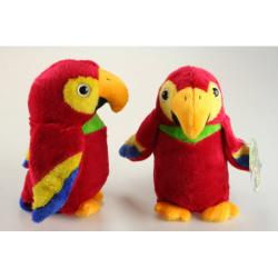 Obrázek Plyš papoušek
