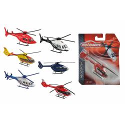 Obrázek Vrtulník Kovový 13 cm, 6 druhů