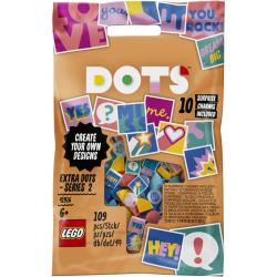 Obrázek LEGO<sup><small>®</small></sup> DOTs 41916 - Doplňky - 2. série