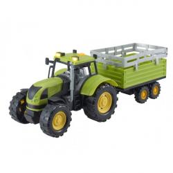 Obrázek Teamsterz traktor s přívěsem