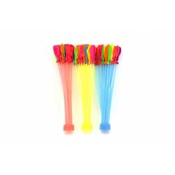 Obrázek Vodní bomby 111ks s nástavcem - 3 barvy