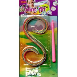 Obrázek Točenice- Quilling, cena za 1ks. V balení 18 ks, zadejte počet kusů, cena je za 1ks