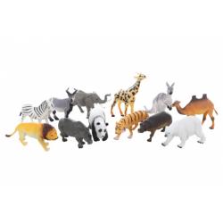 Obrázek Divoká zvířátka 14 cm