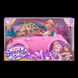 Obrázek Panenka Sparkle Girlz s autem