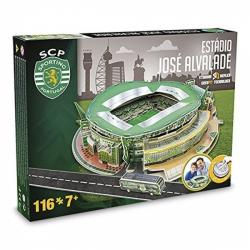 Obrázek Nanostad: PORTUGAL - Jose Alvalade (Sporting Lisboa)