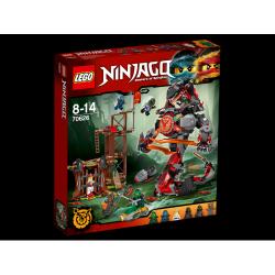 Obrázek LEGO<sup><small>®</small></sup> Ninjago 70626 -  Úsvit kovové zkázy