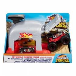 Obrázek Hot Wheels monster trucks závodní herní set - různé druhy