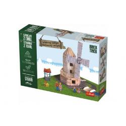 Obrázek Stavajte z tehál Veterný mlyn stavebnica Brick Trick
