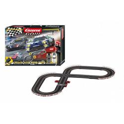 Obrázek Autodráha Carrera GO!!! 62521 Onto the podium 3,6m + 2 auta v krabici 58x40x8cm