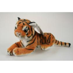 Obrázek Plyš Tygr hnědý malý