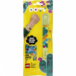 Obrázek LEGO<sup><small>®</small></sup>® DOTS 41922 Náramek – bláznivý kaktus