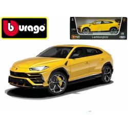 Obrázek Bburago 1:18 Plus Lamborghini Urus žluté