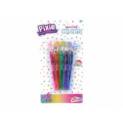 Obrázek Gelová pera voňavá mini 5 ks