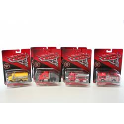 Obrázek Cars 3 Velké auto DXV90 - různé druhy