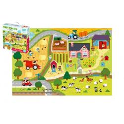 Obrázek Puzzle obří Na venkově 12ks