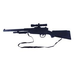 Obrázek puška vojenská / Army se zvukem 2 druhy