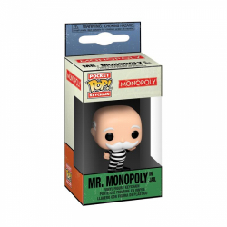 Obrázek Funko POP Keychain: Monopoly- Criminal Uncle Pennybags