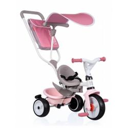 Obrázek Tříkolka Baby Balade Plus růžová