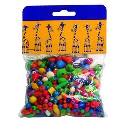 Obrázek Mix perlí 100g barevný