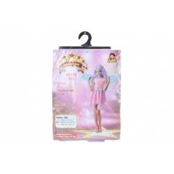 Obrázek Šaty na karneval - víla motýl, 120 - 130 cm