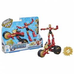 Obrázek Avengers Bend and Flex vozidlo