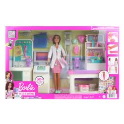 Obrázek Barbie Klinika 1. pomoci s doktorkou herní set GTN61 TV