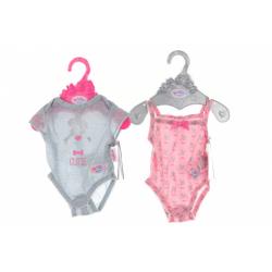 Obrázek BABY born Body, 2 druhy, 43 cm