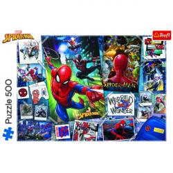 Obrázek Puzzle Disney Marvel Spiderman 500 dílků