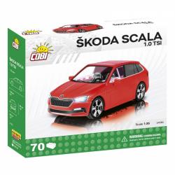 Obrázek Cobi 24582  Škoda Scala 1.0 TSI