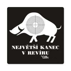 Obrázek Pánské humorné tričko - Kanec, vel. L