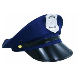 Obrázek čepice policejní dospělý