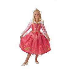 Obrázek Disney: Pohádková Šípková růženka -  kostým na ramínku - vel. M