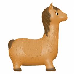 Obrázek Hopsadlo lama - 2 druhy