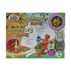 Obrázek My Fairy Garden - květinový domeček