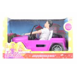 Obrázek Auto pro panenky s panáčkem
