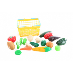 Obrázek Košík se zeleninou